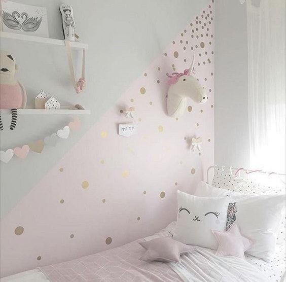 Erhalten Sie einige erstaunliche Kleinkind-Mädchen-Schlafzimmer .