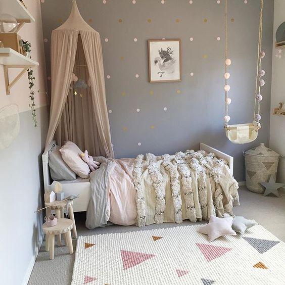 Ideen für ein Mädchen-Schlafzimmer sammeln? 9 niedliche und .