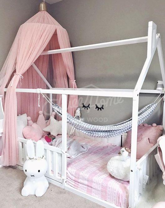 Kleinkind Mädchen Schlafzimmer Ideen