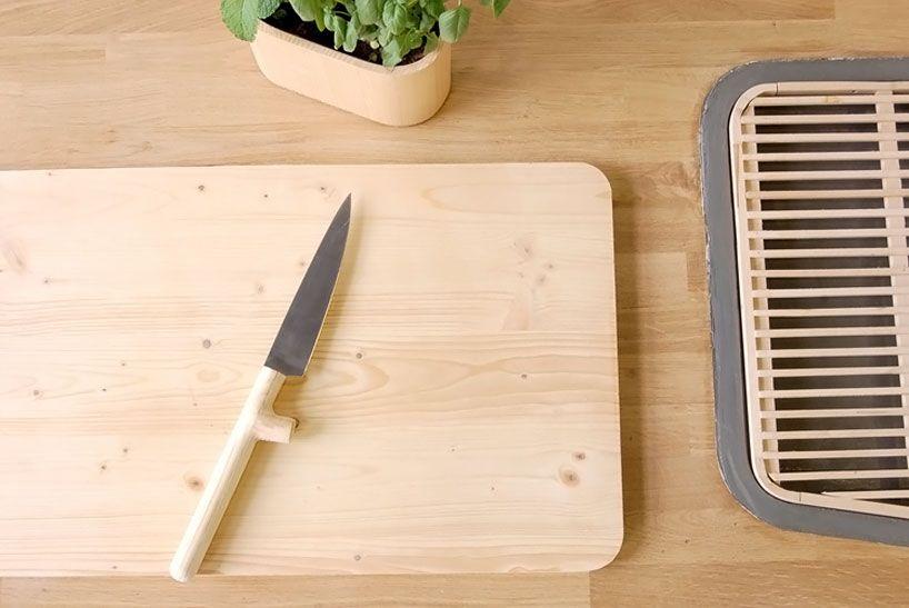 Kleine und kompakte Küchen - genau das, used to be kleine .