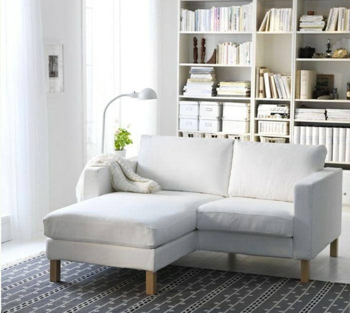 Ein kleines Sofa für eine kleine Wohnung   Kleines sofa, Ikea .