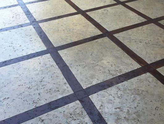 Patio-Ideen aus gestanztem Beton (+ Designs) – Das konkrete .