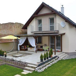 Wie baue ich eine konkrete Terrasse vor dem Haus | Terrasse .
