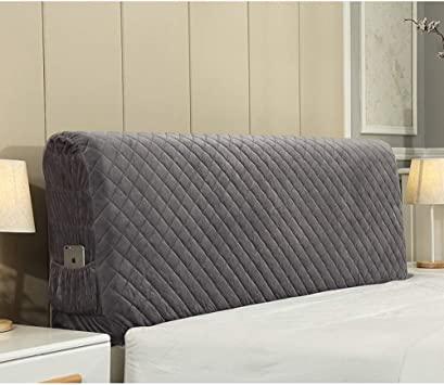 Amazon.de: Bett Kopfteilabdeckung Kopfteil Dustproof Cover .