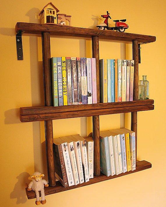 17 Kreative Bücherregale - kinderzeit-bremen.
