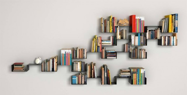 Kreative Bücherregale :) - nettetipps.