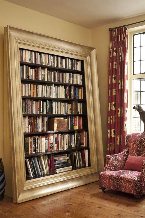 Kreative Bücherregale