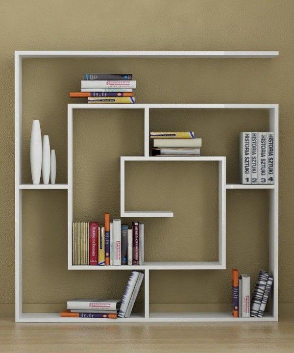 kreative Bücherregale modern modular faszinierend leicht Labyrinth .