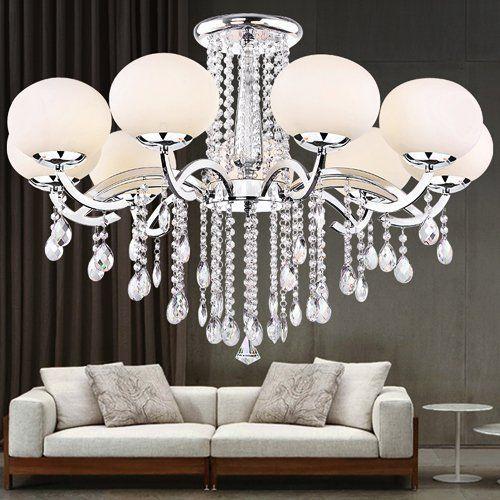LightInTheBox Kronleuchter Kristall Luxus Modern Living 9 Lichter .