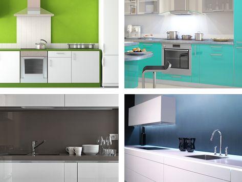 Wählen Sie Ihre Küchenfarben: | Küche farbe, Küchenfarbe und .