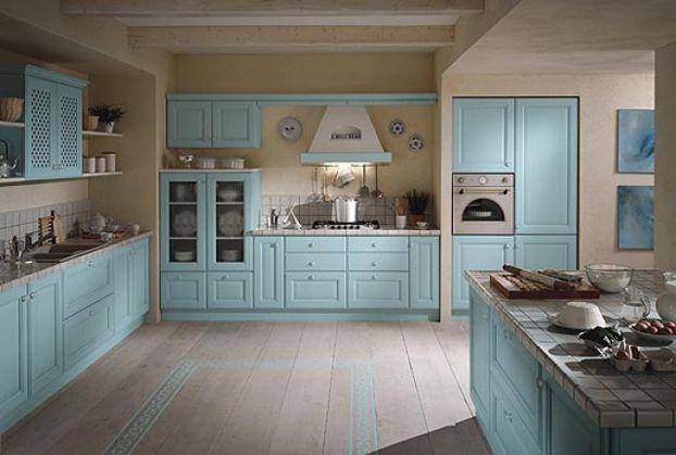Inspirierende Küche Farbschemata | Küche farbe, Küchen inspiration .