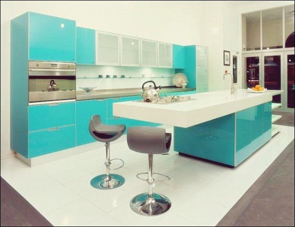 Küche Farbschemata
