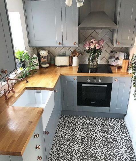 Kleine Küche umgestalten Kosten schnell und einfach – Sie können .