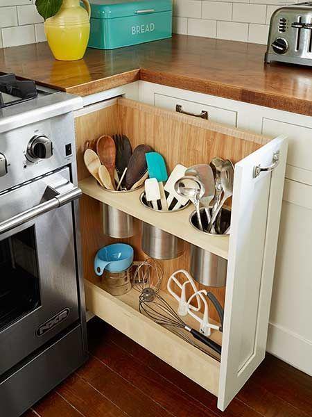 Langerwartete Küche umgestalten mit DIY Cabinetry #cabinetry .