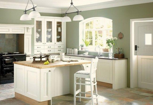 Gelbe Küche Wand Dekor #orange #welchewandfarbe #wandgestaltung .