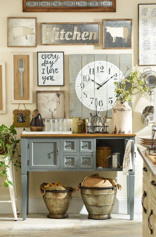 Küche Wand Dekor