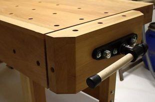 Eine Hobelbank bauen? Kein Problem! | Hobelbank, Holzwerken, Ideen .