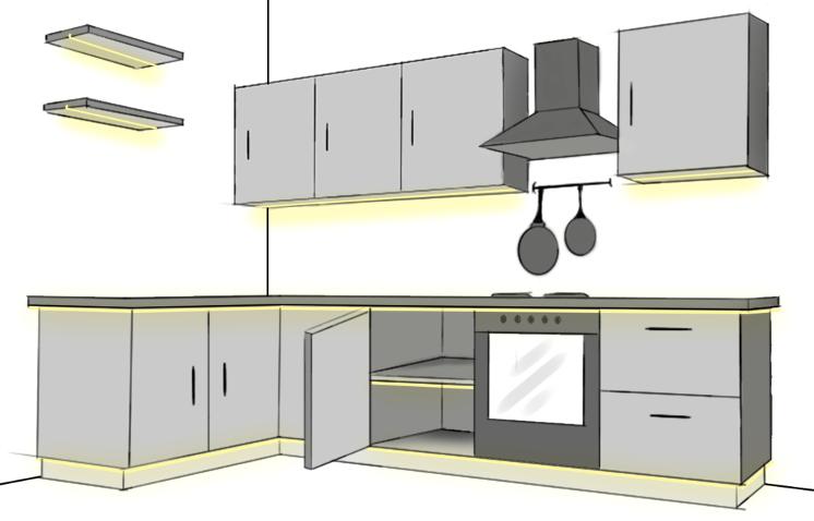 Küchenbeleuchtu
