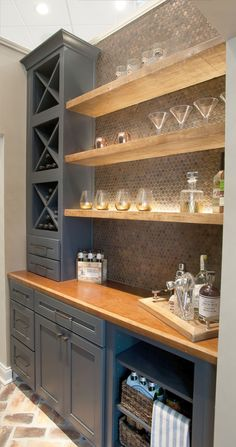 16 Best Built in wine refrigerator images | Bars for home, Kitchen .