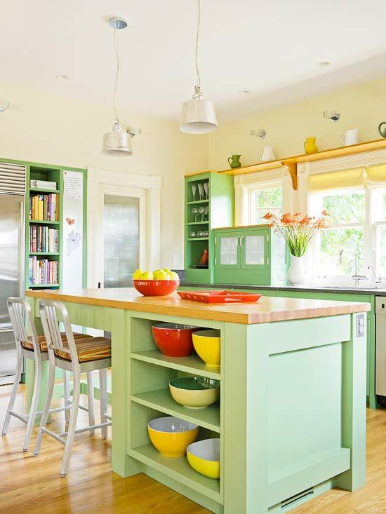 Kücheninsel Ideen