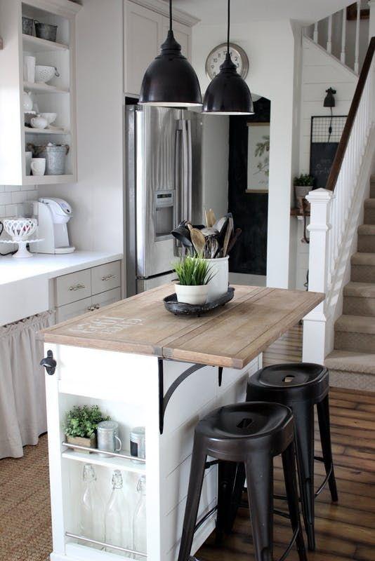 DIY Kücheninsel Ideen | Wohnung Therapie - Our apartment .