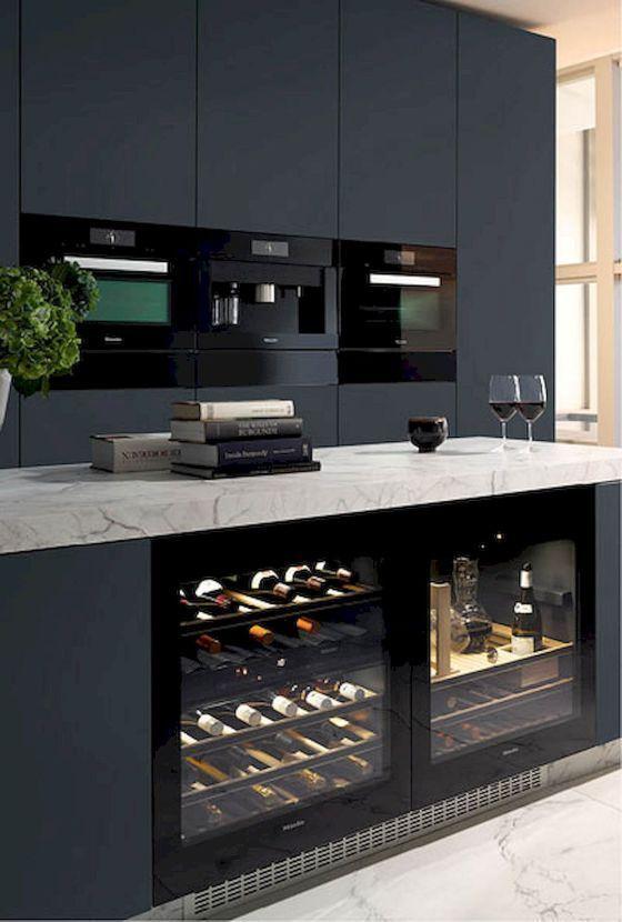 Perfekt entworfene moderne Kücheninspiration 165 Besuchen Sie .
