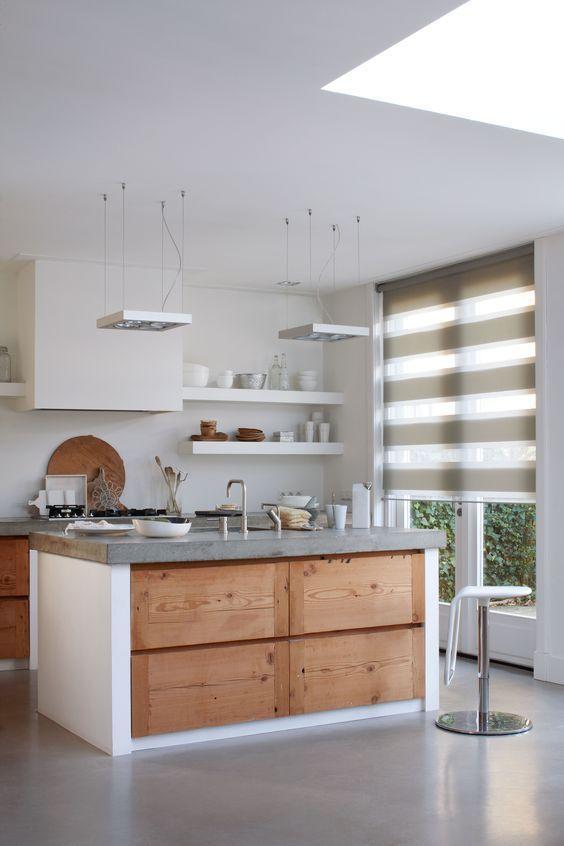 Kücheninspiration: die 6 Küchentrends des Augenblicks #augenblicks .