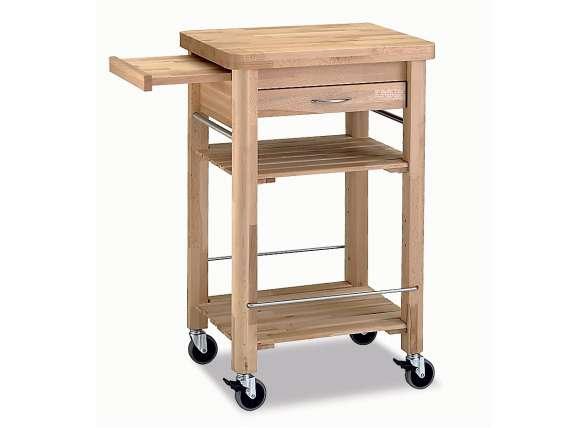 Küchenwagen aus Holz Hou