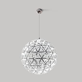 Leuchter Postmodern LED Kugel Kronleuchter Kreative Funken .