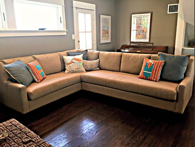 Sectional that is a comfy sofa. Check out more sofas and comfy .