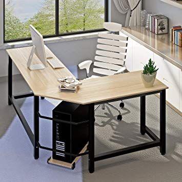 Vorteile eines L-förmigen Schreibtisches | Schreibtisch modern .