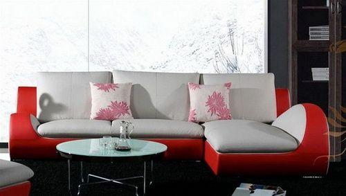 L geformtes Sofa