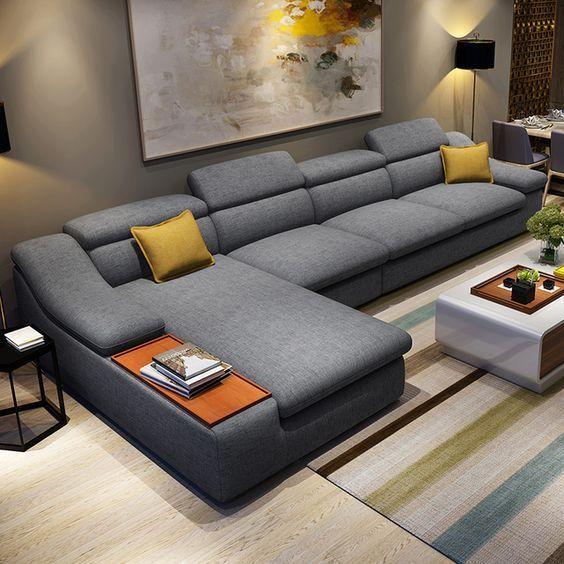 Contemporary Interior Design Ideas   Wohnzimmermöbel modern, Sofa .