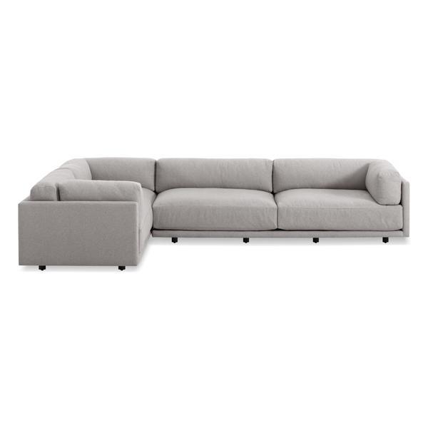 Sunday L-Shaped Sectional Sofa | Lekker Ho