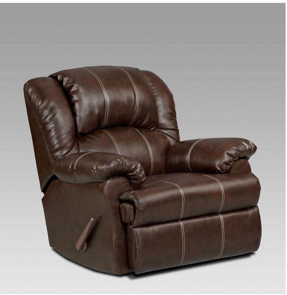 Ambrose Chaise Rocker Recliner - Chelsea Home Furniture 192001-BB .