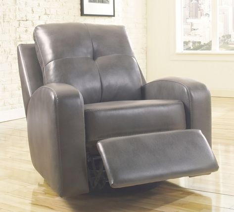 Small Leather Recliner Chair | Stühle | Leather recliner chair .