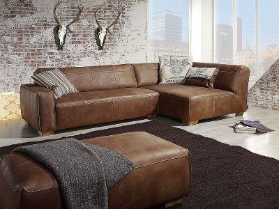 Ledercouch braun   Braunes ledersofa, Couch möbel, Ikea lederso