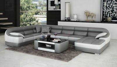 modern corner sofa sets latest living room furniture design .