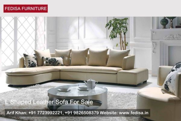 L Shape Sofa Set, L Shaped Couch, Pit Couch | Fedisa - #couch .