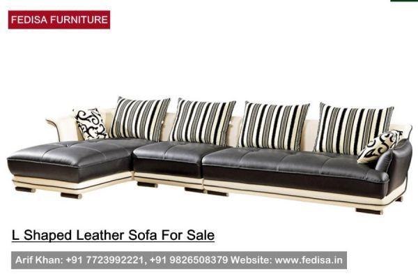 L Shape Sofa Set, L Shaped Couch, Huge Sectional | Fedisa .