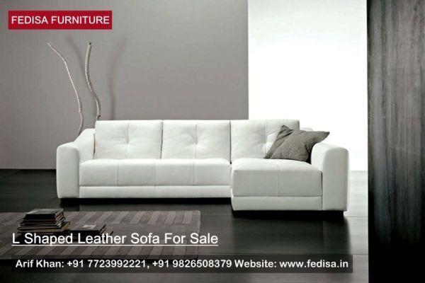 L Shape Sofa Set, L Shaped Couch, Big Sectionals | Fedisa - #couch .