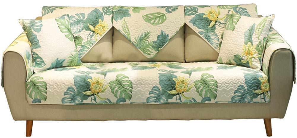 PUXUEE Sofabezug Sofabezug Baumwolle Elastische Schonbezüge Große .