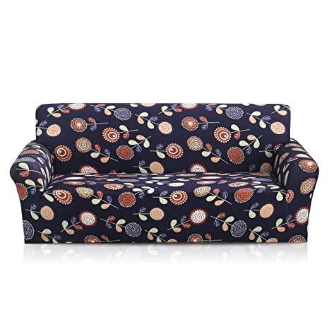 VanderHome Sofa Bezug Sofabezüge Stretch Sofahusse Husse fur Sofa .