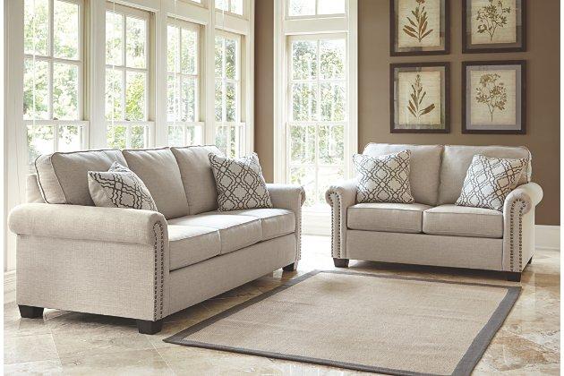 Farouh Sofa and Loveseat | Ashley Furniture HomeSto