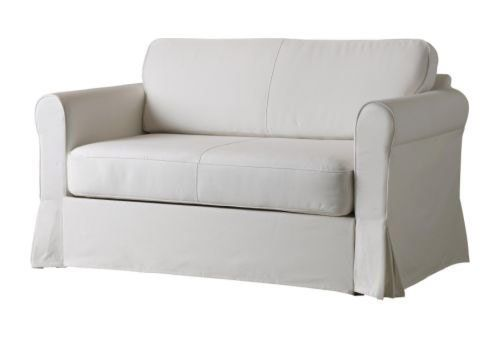 HAGALUND Small-Scale Sofa Bed with Storage from IKEA | Loveseat .