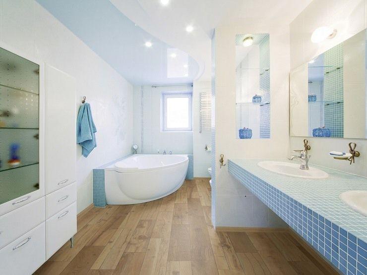 Vinylboden Badezimmer | Badezimmer vinylboden, Badezimmer dekor .
