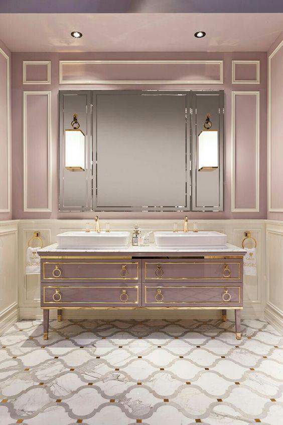 100 Must-See Luxury Bathroom Ideas | Luxus badezimmer, Modernes .