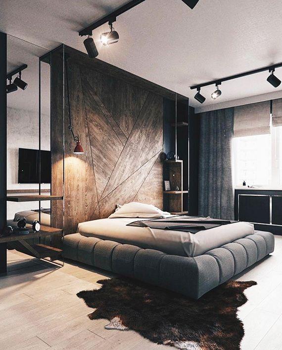 Luxus Schlafzimmer einrichten – auf das Bett kommt es an .
