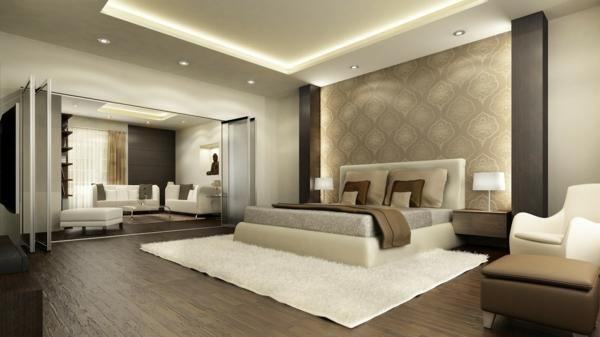 Luxus Schlafzimmer - 32 Ideen zur Inspiration - Archzine.n