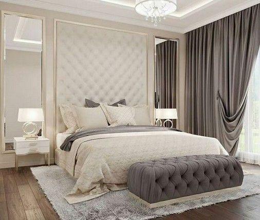 Modern interior House Design Trend for 2020   Luxusschlafzimmer .